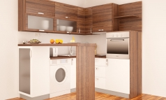 "Kitchen ""Elina L-shape"""